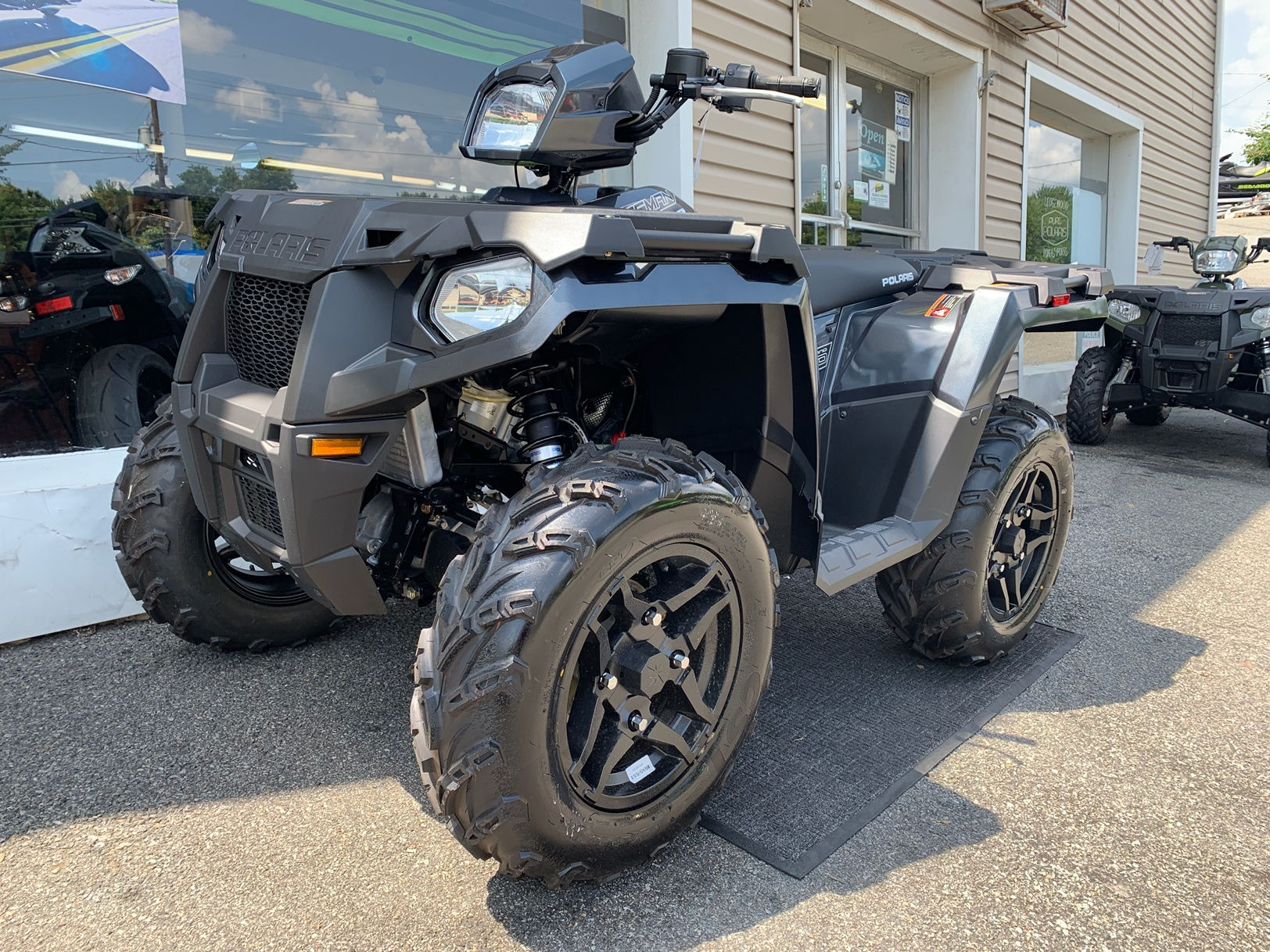 Ledgewood Powersports Inc  is located in Ledgewood, NJ  Shop