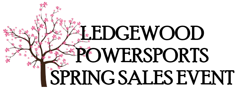 Ledgewood Powersporrs Spring Sales Event