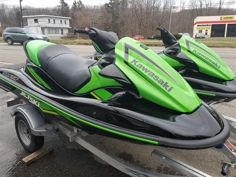 Kawasaki STX 15F as low as $105 per month